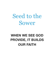 This month's story shows God's hand in spiritual movement-building and is grounds for us to trust His provision