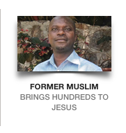 Former Muslim shares Christ among prisoners where he was unfairly incarcerated